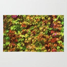 Wall of Ivy Rug