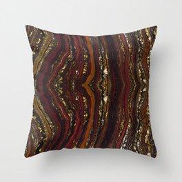 Golden Corral Throw Pillow