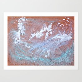 (Mother)Nature Art Print