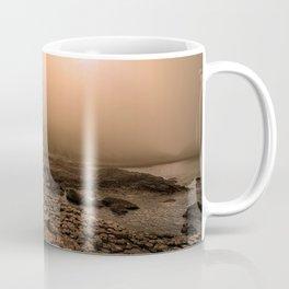When the sun is going down Coffee Mug