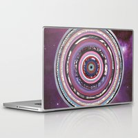 battlestar galactica Laptop & iPad Skins featuring Galactica by Laurie McCall