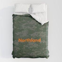 Northland Camo Duvet Cover
