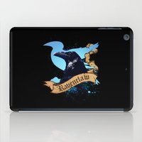 ravenclaw iPad Cases featuring Ravenclaw by Markusian
