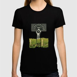 Don't Let The Speed Of Time, Fence You In...... T-shirt