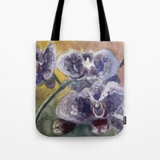 Orchid Morning Tote Bag