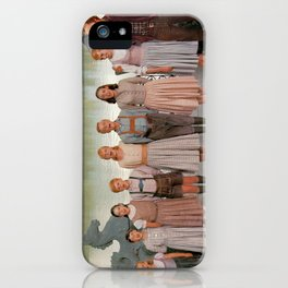 Jack Torrance in The Sound of Music iPhone Case