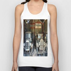 A Restorer's dream! Unisex Tank Top