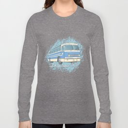 Ikarus 55 blue Long Sleeve T-shirt