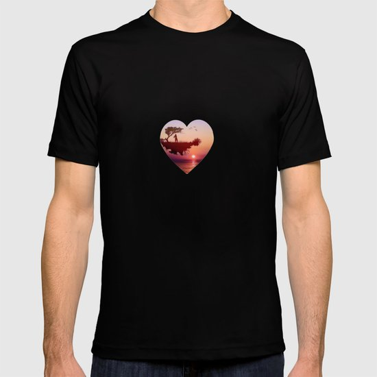 LANDSCAPE - Solitary sister T-shirt