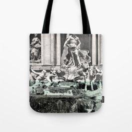 Trevi Fountain Rome Italy Tote Bag