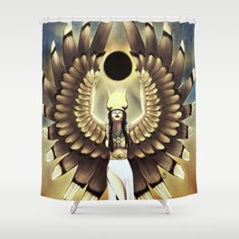The Great Mother - Isis Shower Curtain