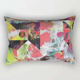 When You Make Something, You Can't Control Its Meaning Rectangular Pillow