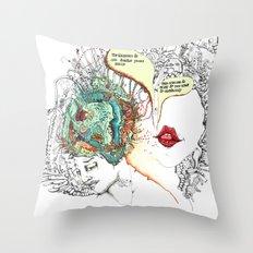 50 ways to ... version2 Throw Pillow