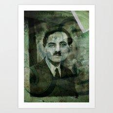 L'ancêtre Vert . . . Art Print