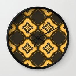 JUKE (matches JUKEBOX patterns) Wall Clock