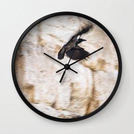 Life at the Wall Wall Clock