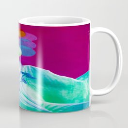 Touch the light colorful 1 Coffee Mug