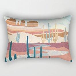 Desert Vista Rectangular Pillow