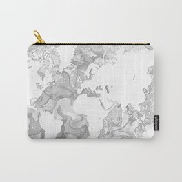 Design 141 World Map Carry-All Pouch