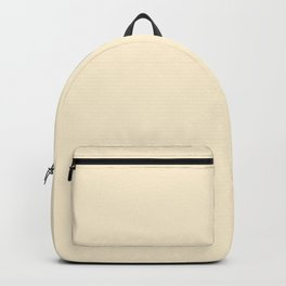 Gardenia Cream in an English Country Garden Backpack