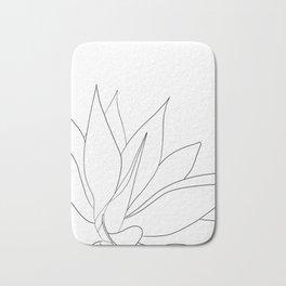 agave Bath Mat