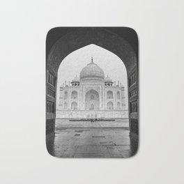 Taj Mahal Bath Mat