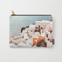 Santorini, Oia, Greece Carry-All Pouch