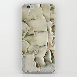 Dying wall iPhone Skin
