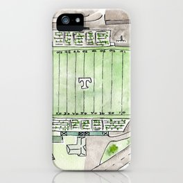 Trinity High School Football Field, Louisville, KY #gift iPhone Case