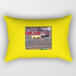 24 h de Le Mans - Vintage - Bend Rectangular Pillow