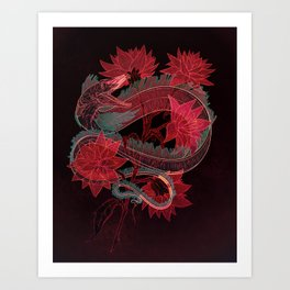 Astral Candy Art Print