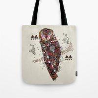 kris tate Tote Bags featuring HATKEE Collaboration by Kyle Naylor and Kris Tate by Kyle Naylor