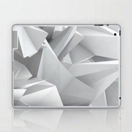 White Noiz Laptop & iPad Skin