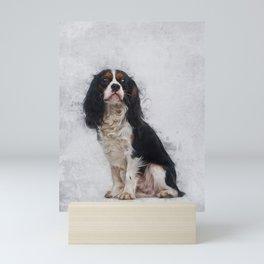 Cavalier King Charles Spaniel Mini Art Print
