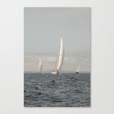 Sail on the Horizon Canvas Print