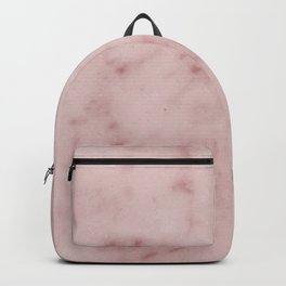 Profundo pink marble Backpack