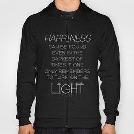 Harry Potter Albus Dumbledore Quote Hoody