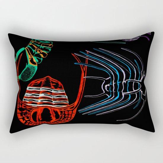 Ordovician Era Trilobites 2 Rectangular Pillow
