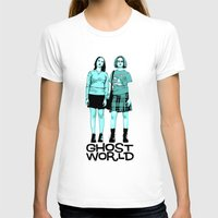 ghost world T-shirts featuring Ghost World by joshuahillustration