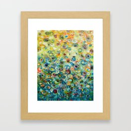 Layers of Life Framed Art Print