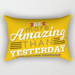 Poster Rectangular Pillow