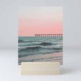 Pink Ocean Mini Art Print