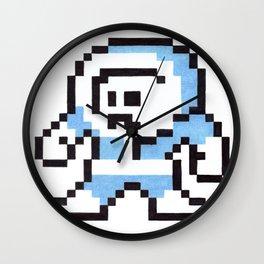 ice man Wall Clock