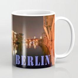 PEACEFUl NIGHT - BERLIN Coffee Mug