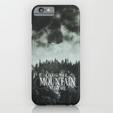Choose wisely iPhone 6s Slim Case