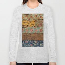 Barroco Style Long Sleeve T-shirt