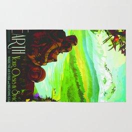 Vintage poster - Earth Rug