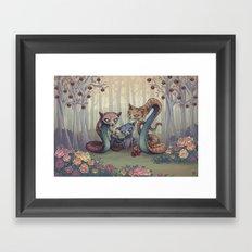 Sancta Sanctorum  Framed Art Print