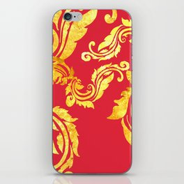 b iPhone Skin