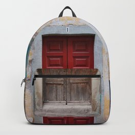 Mexican Doors Backpack